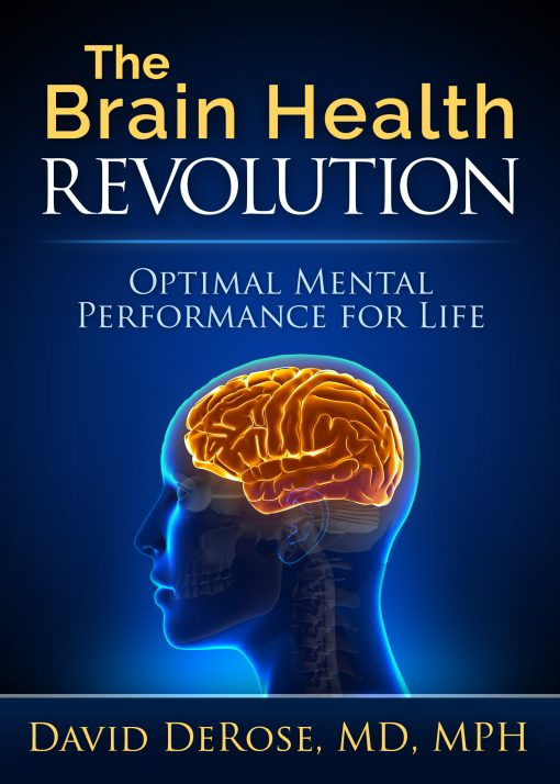 The Brain Health Revolution DVD
