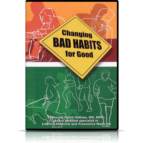 Changing Bad Habits for Good