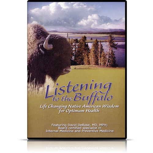Listening to the Buffalo