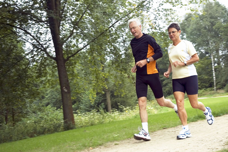 Senior Brains Benefit from Physical Activity
