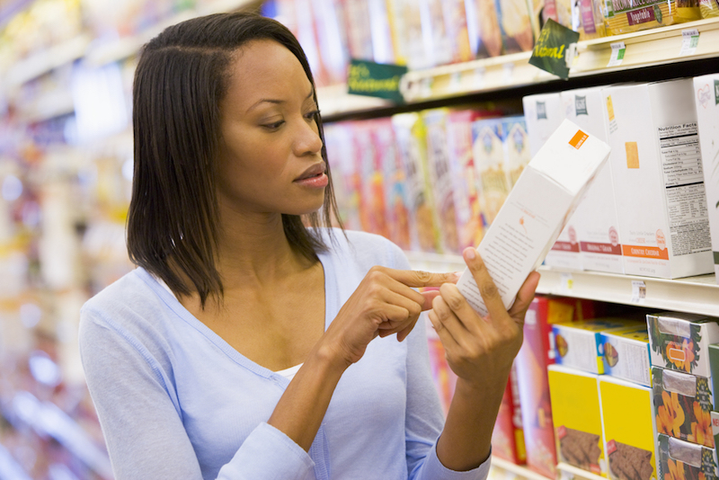 Nutrition Facts Label to be Modernized