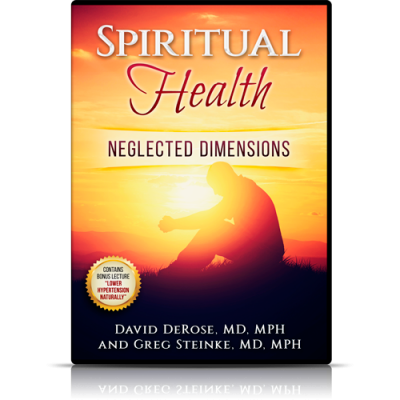 Spiritual Health: Neglected Dimensions
