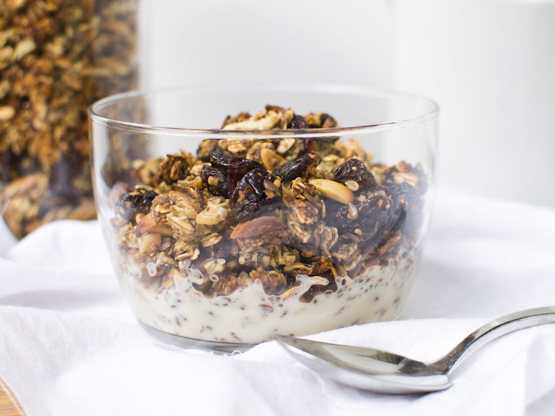 Granola: A Really Sweet Dessert!
