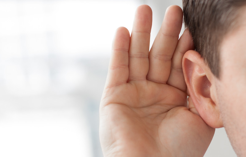 Hearing Loss First, then Dementia?