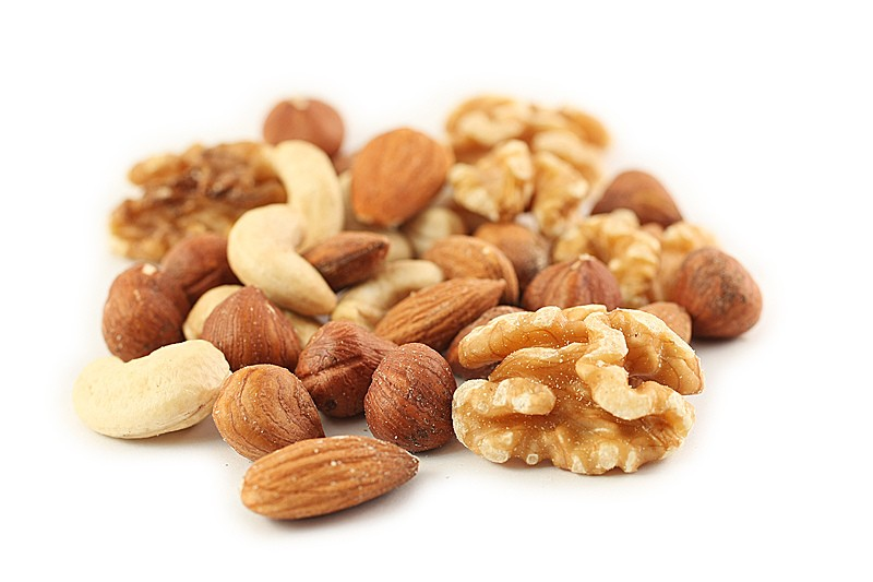 Eat a Few Nuts to Your Health!