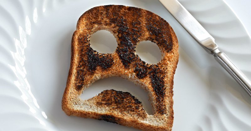 Does Burnt Toast Cause Cancer?