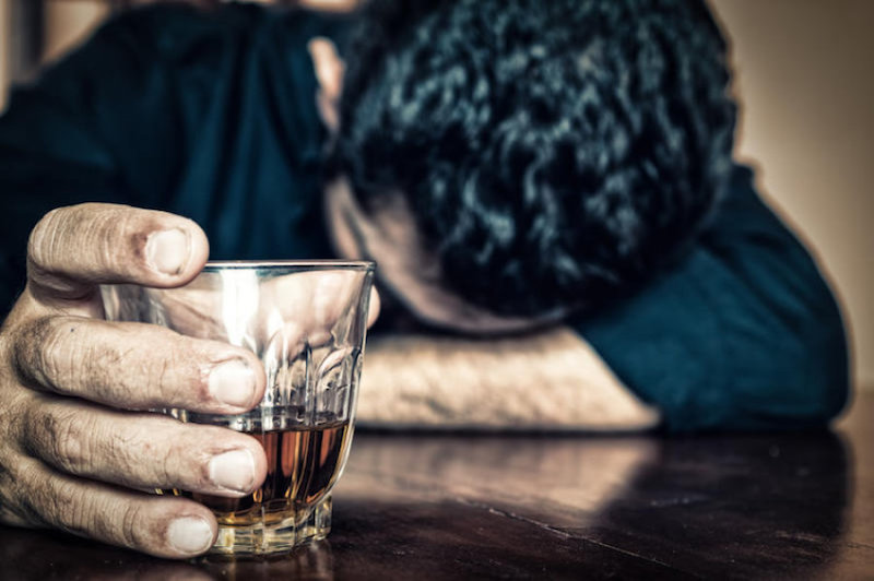 Small Amounts of Alcohol Lead to Brain Damage