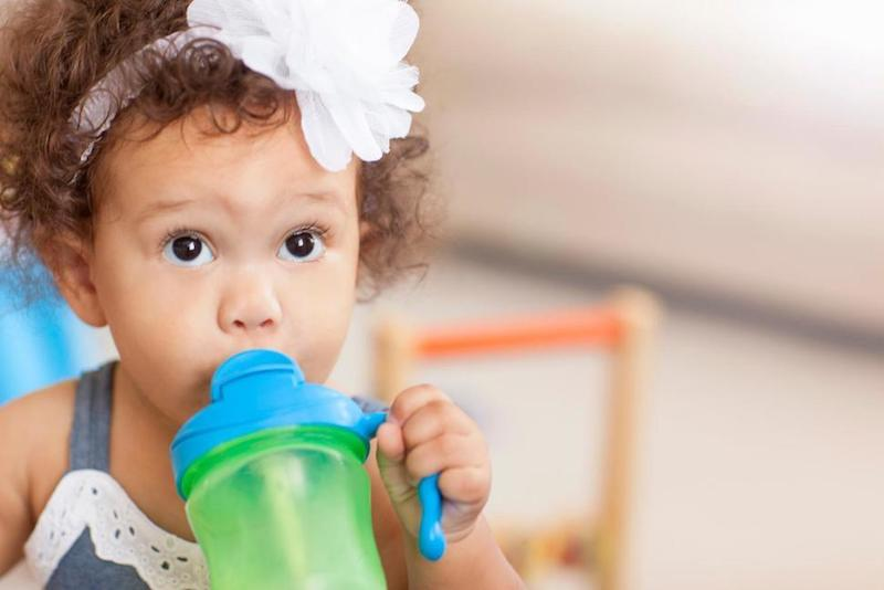 No Fruit Juice for Infants