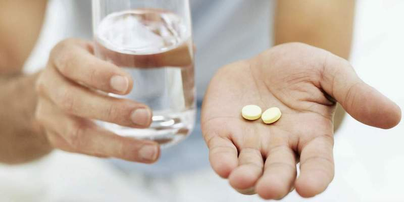 Think Twice before Stopping Low-dose Aspirin