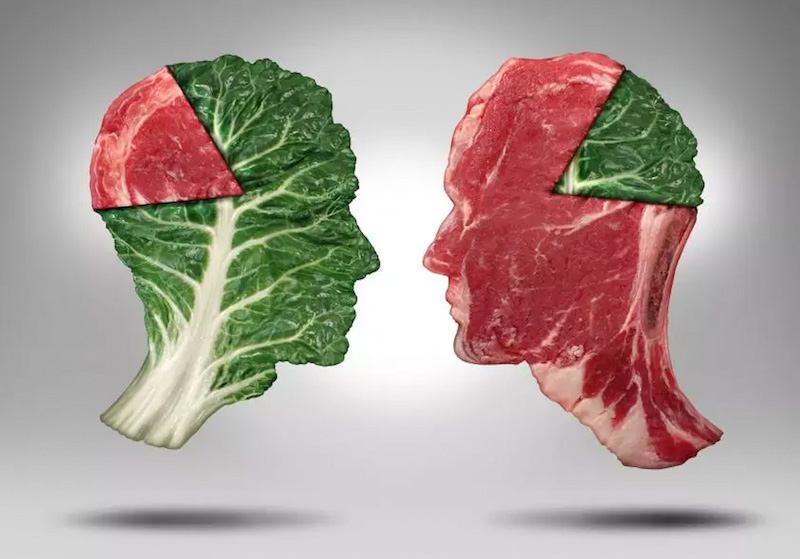 Plant-based Diets Lower Risk of Alzheimer's Disease