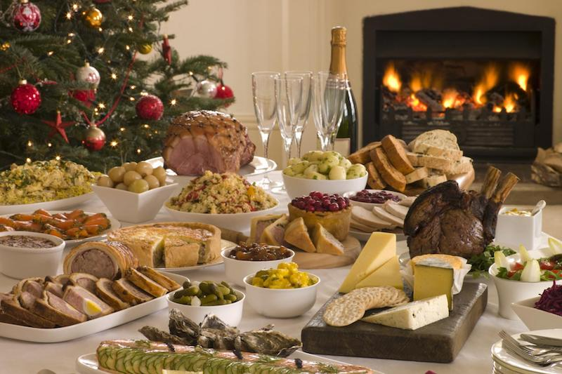 How to Prevent Holiday Overeating