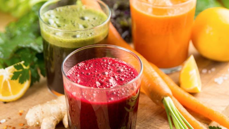 Considering a Juice Cleanse: Think Again!