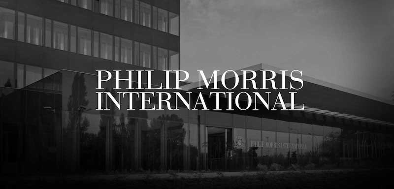 Philip Morris Vows to 'Give Up Cigarettes'