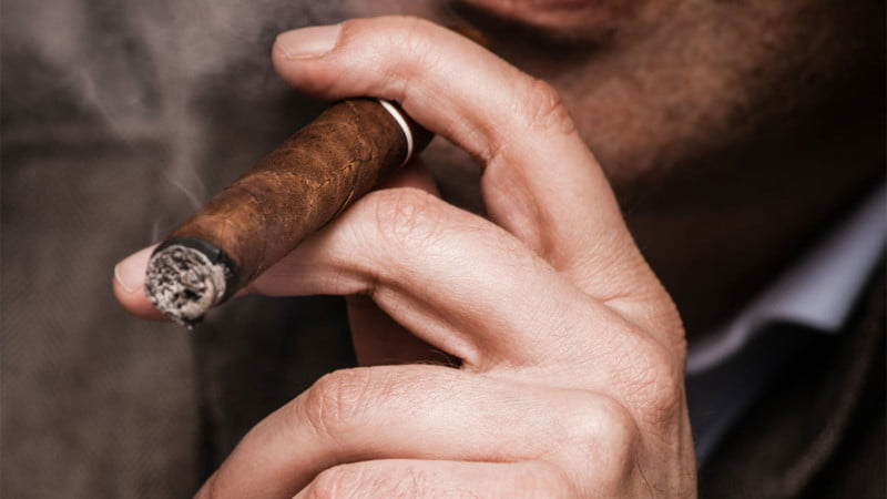 Cigar Smoking Raises All-cause Mortality