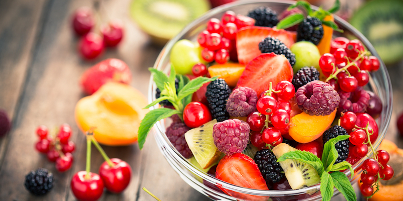 Fresh Fruit Daily Lowers Cardiovascular Risk