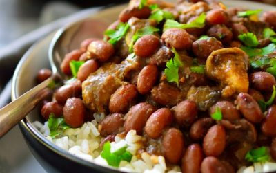 Slow Your Resting Heart Rate with Beans